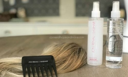 Products for HD wig hair care